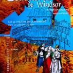 Affiche Les Joyeuses commèes de Windsor
