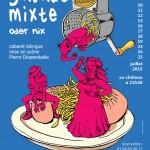 Salade mxite oder nix l'affiche