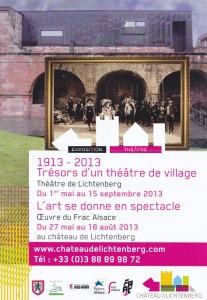 Trésors d'un théâtre de village